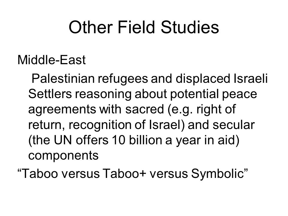 Palestinian recognition of the sacred right of Israel b