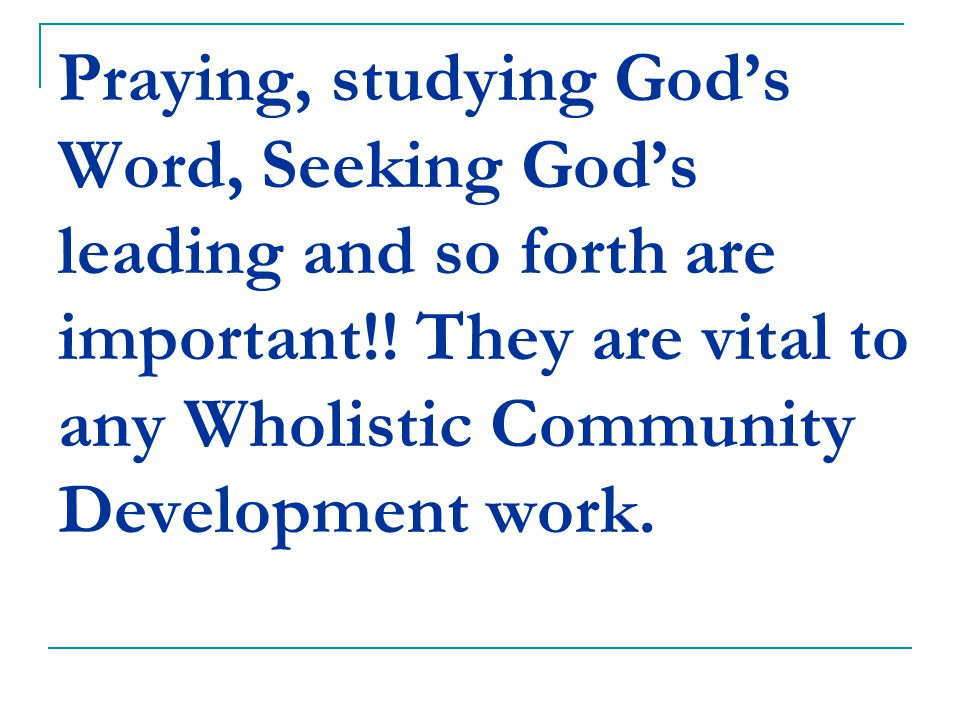 However, so are planning, formulating, implementing, and evaluating.