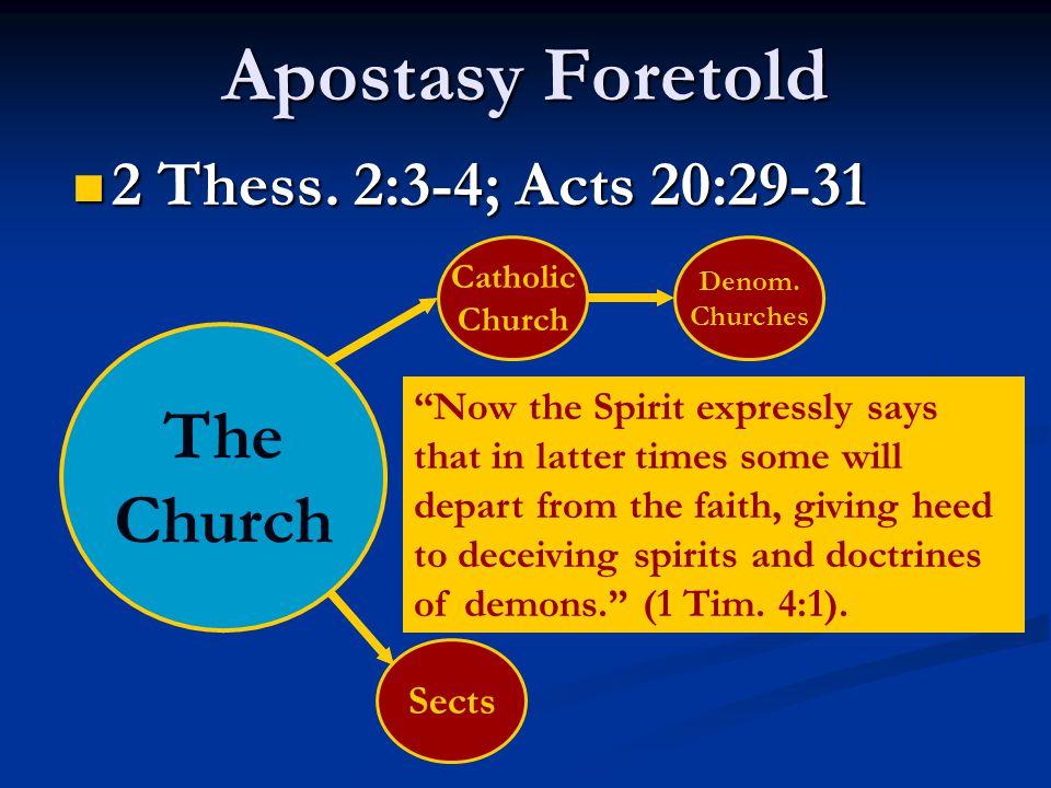 TimePlaceFounderChurch PentecostJerusalemChristChurch of Christ 606 A.D.