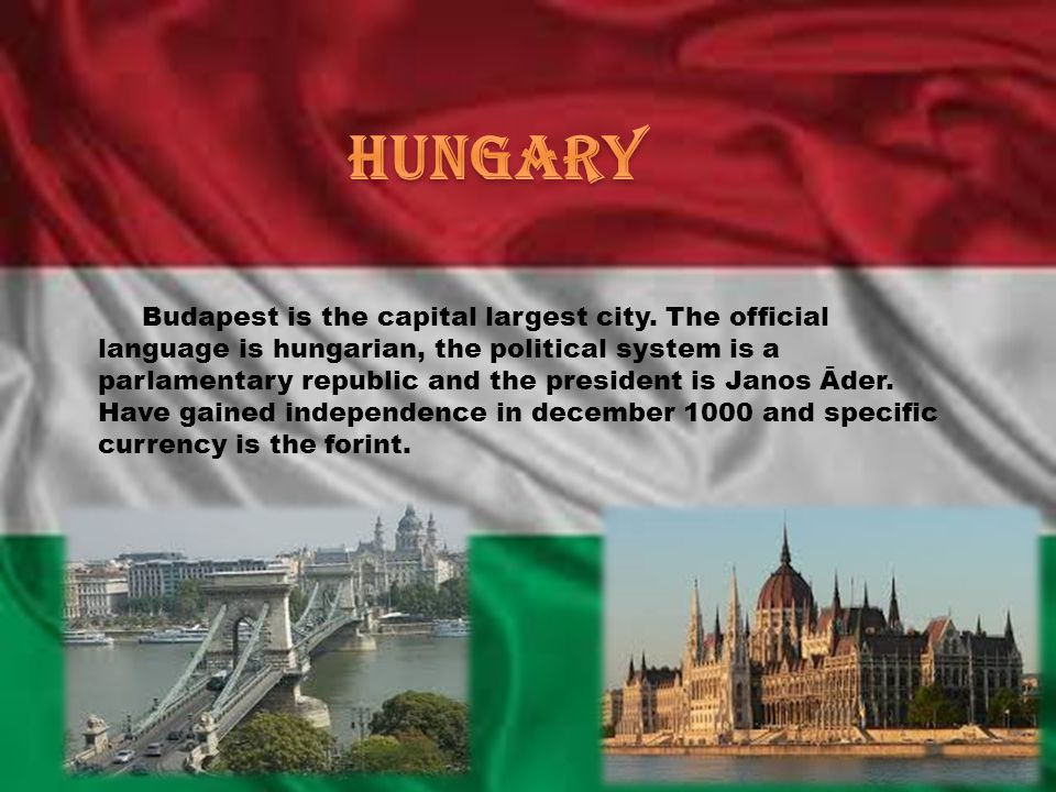 Most important thing is the fact that the hungarians tried to gained territorys in ours country.