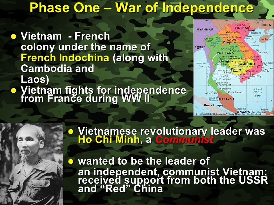 Slide 3 French are defeated in 1954 at at Dien bien phu.