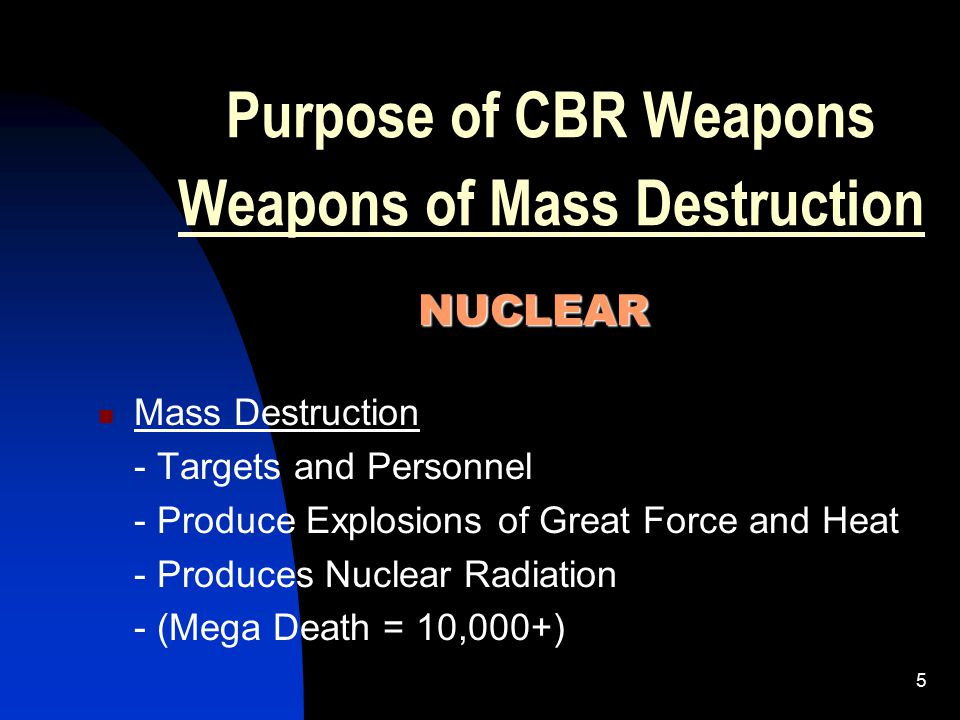 6 Mass Casualties - Personnel, Livestock, and/or Crops - Microorganisms, Fungi, Toxins, and Microtoxins to cause diseases or cause other casualties BIOLOGICAL