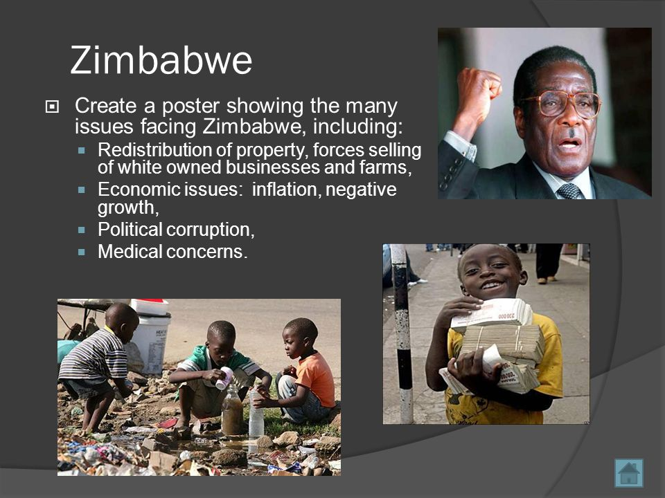 Ethnic Violence  Create a poster about Ethnic Violence in Africa  Include information from countries such as Kenya, Dem.