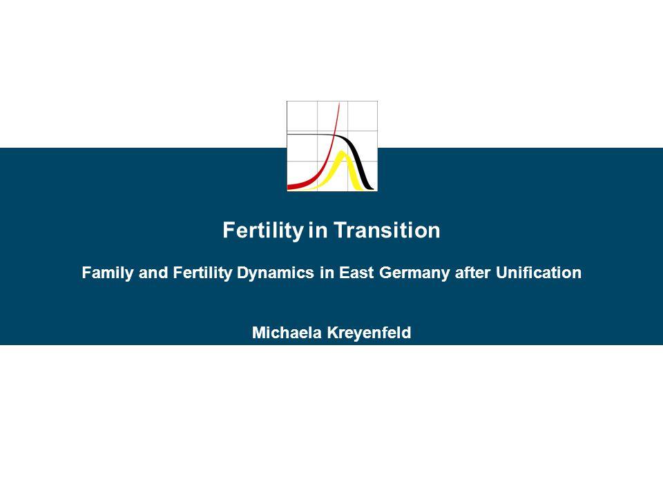 "Politics and Media Convergence of fertility behavior= indicator of ""social unification ."