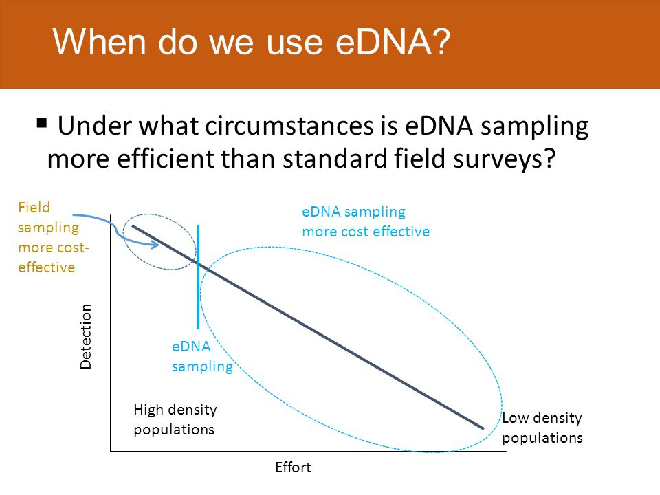 How do we collect eDNA?