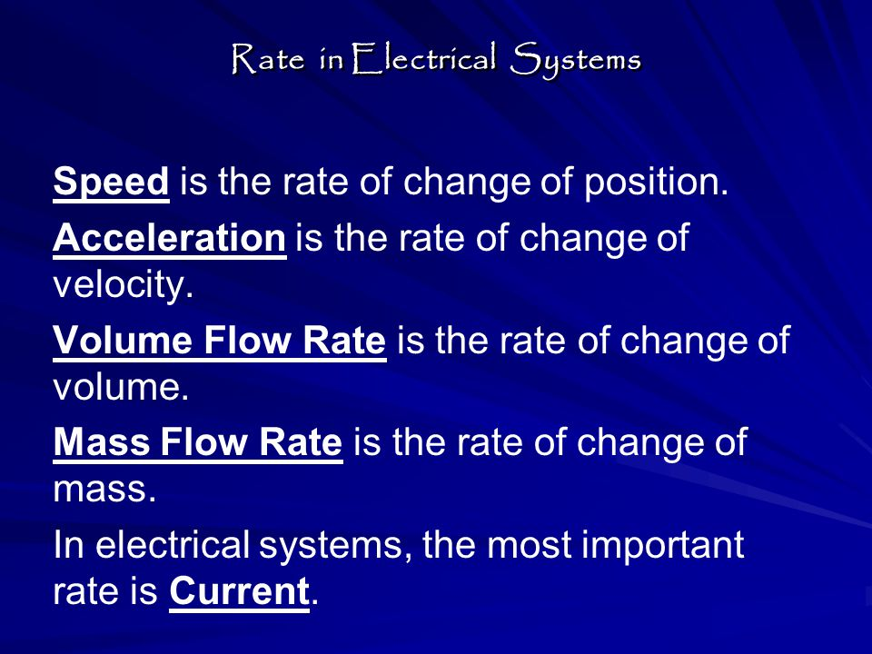 When a conductor joins two objects of different voltage, charge flows from the higher potential to the lower potential.