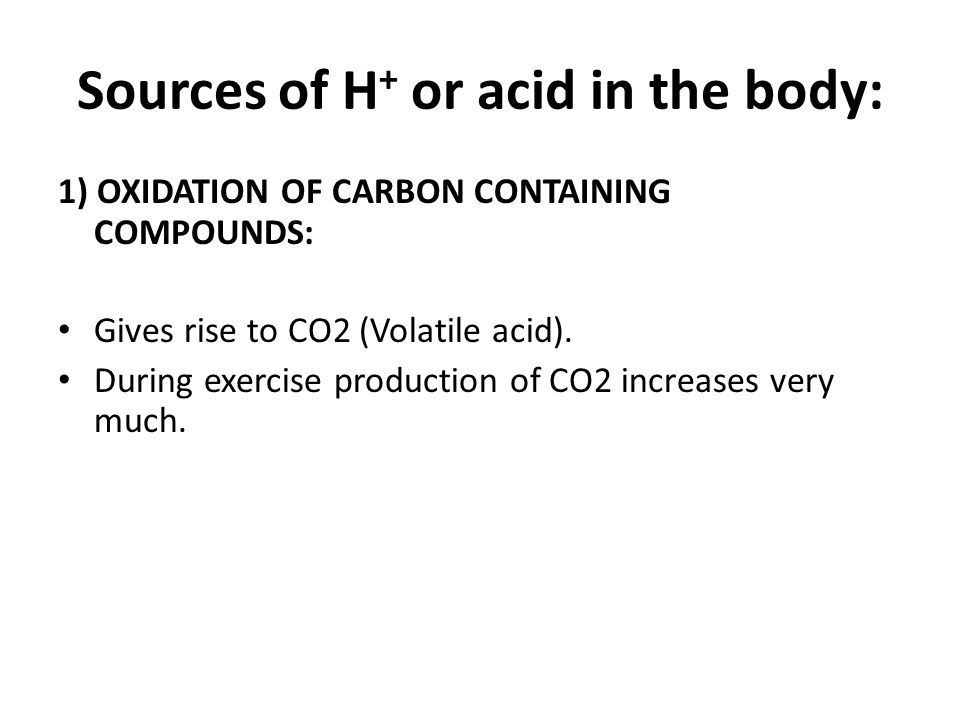 2) FORMATION OF NON-VOLATILE OR ORGANIC ACIDS DURING METABOLISM OF CHO, FATS & PROT.