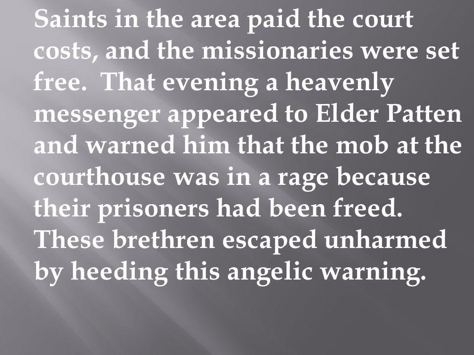 Doctrine and Covenants 36 Revelation to Edward Partridge Doctrine and Covenants 37 Ye Shall Go to Ohio