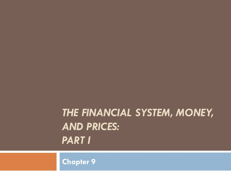 Financial System and Allocation of Saving  A successful economy uses its savings for investments that are likely to be the most productive  The interest on deposits is one important reason people put savings in banks  The financial system improves the allocation of saving