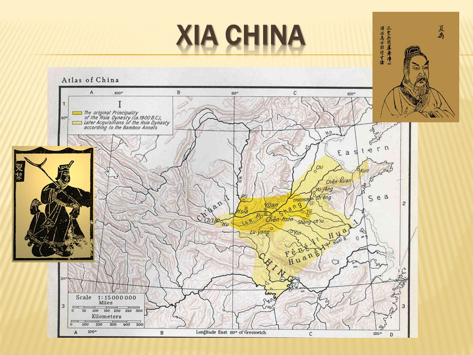  Arose in the North China  Along Yellow River  Between Ordos Bulge and Mouth of Yellow River  Evidence  Many records, material remains discovered  Bronze metallurgy, monopolized by elite  Vast network of walled towns  Agricultural surpluses supported large troops  Shang Society  Shang-kings were warriors  Constant struggle with nobles for power  The Shang capital moved six times  Small Shang elite ruled large common population  Lavish tombs of Shang kings  Contained chariots, weapons, bronze goods  Sacrificial human victims, dogs, horses