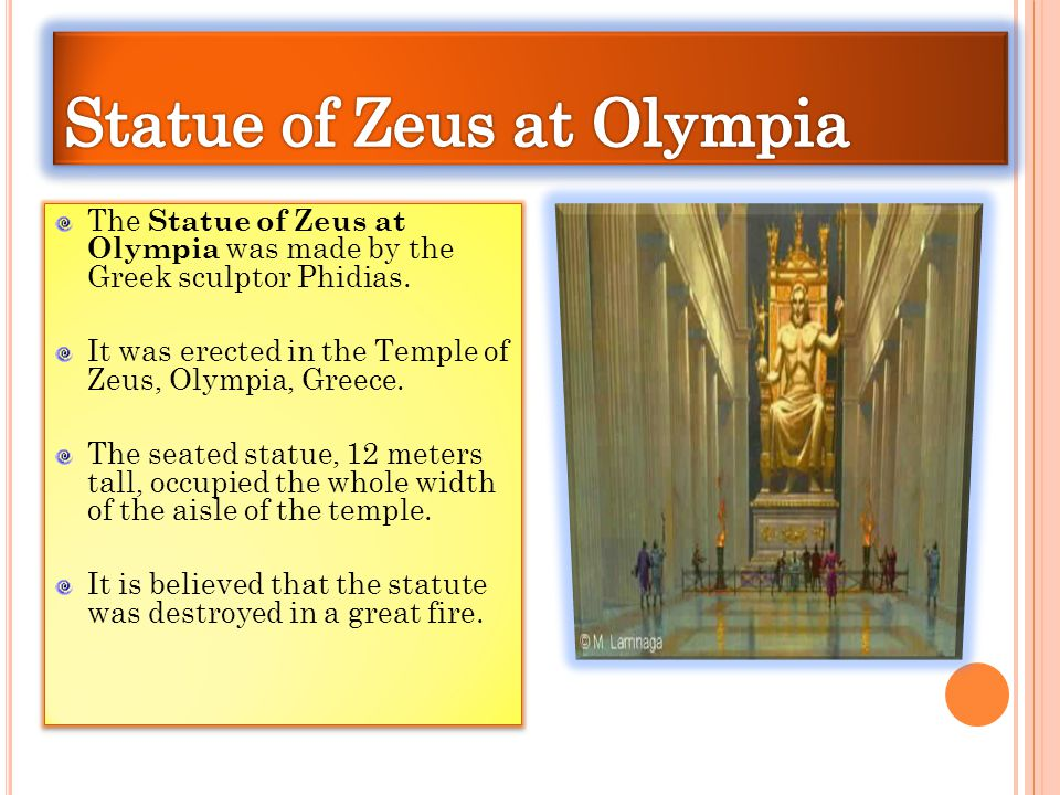 The Temple of Artemis is also known as the Temple of Diana.