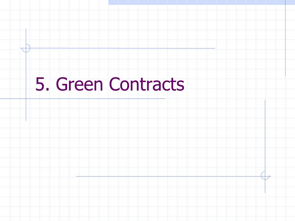 29 August 2001© WorldBuild Technologies Inc.60 Green Contracts RFP's, RFQ's, Design, Construction, Design-Build, Operations, Development, Loans, Insurance, Cleaning Sets intent from the beginning Allocate % of Points for Green Integrate into Scope of Work Part of Performance Requirement Related to Liability, Damages