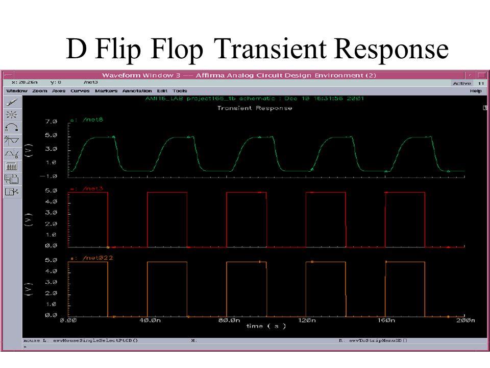 D Flip Flop H-L