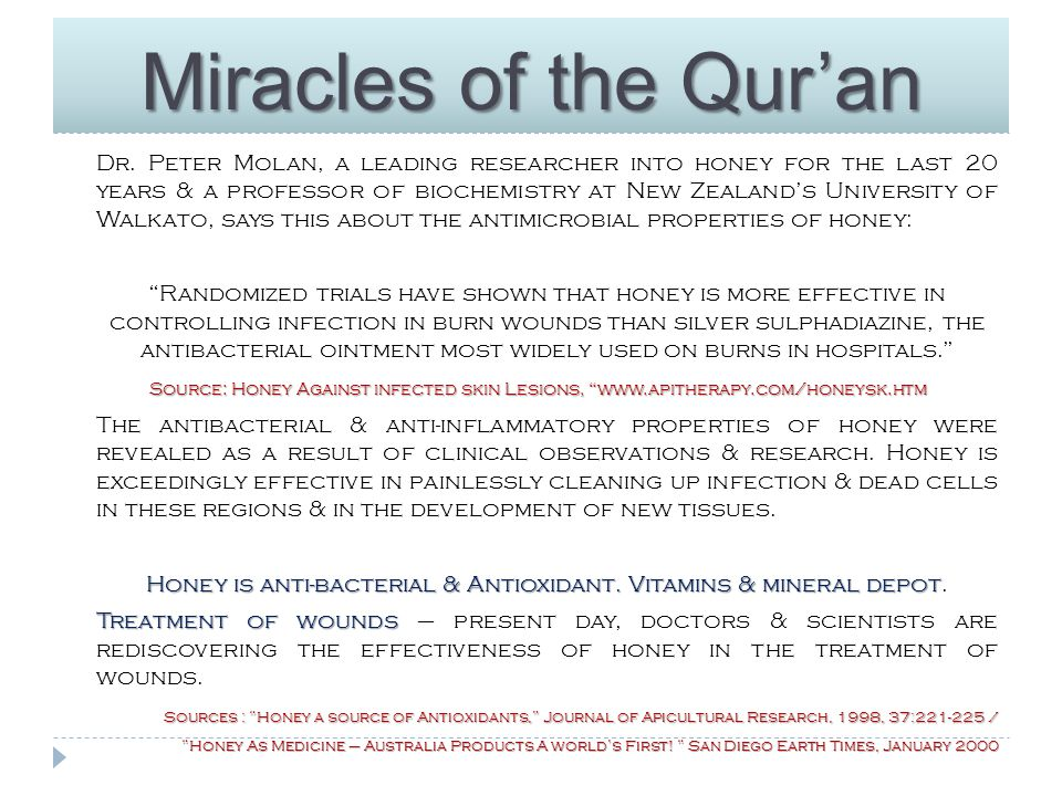 Miracles of the Qur'an Birth of a Human Being & it's stages We are often reminded how man came into the world, which stages he has passed through & what his essence is: The miracle of man's creation is emphasized in many verses.