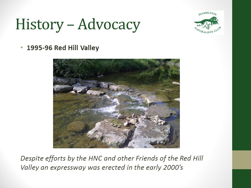 History – Study/Inventory 1987 to 1991 the Club prepared a Herpetofaunal Atlas to supply information about the species and relative abundance of all the reptiles and amphibians known to live within the 40 km of Hamilton.