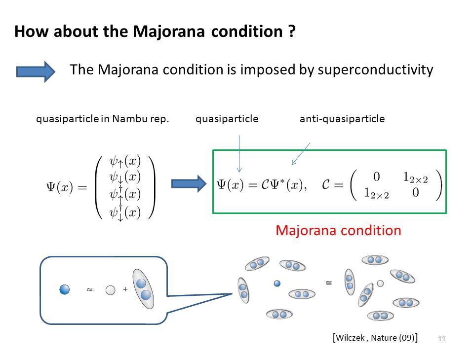 12 Topological superconductors Bulk: gapped state with non-zero topological # Boundary: gapless Majorana fermion Bulk-edge correspondence