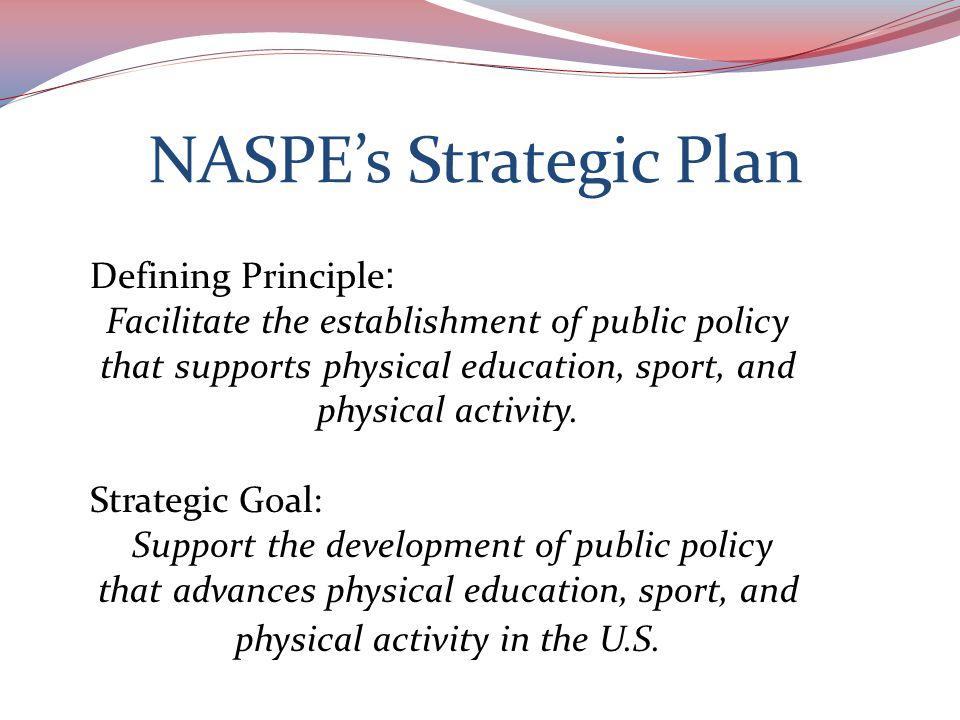NASPE Advocacy Advocacy or Lobbying.