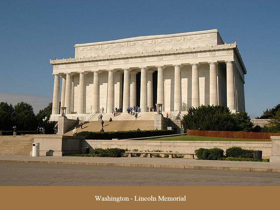 Washington - Lincoln Memorial