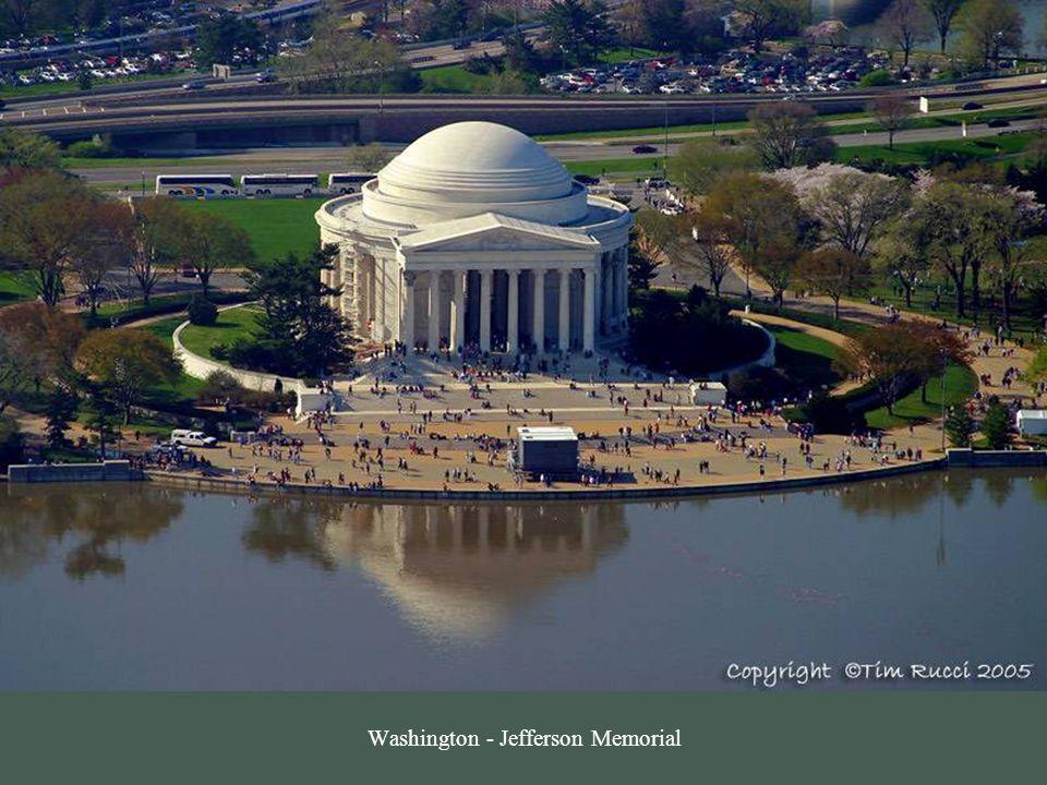 Washington - Jefferson Memorial