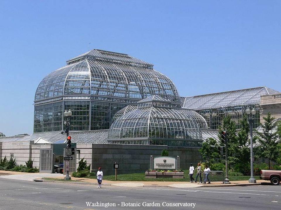 Washington - Botanic Garden Conservatory