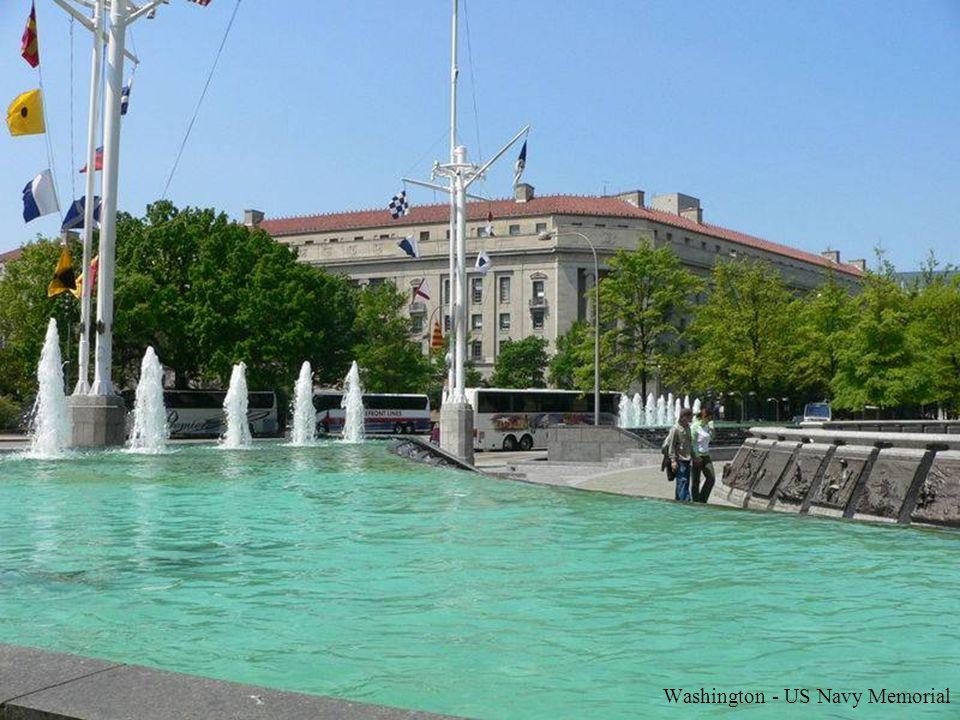 Washington - US Navy Memorial