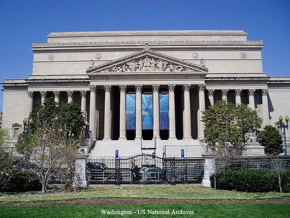 Washington - US National Archives