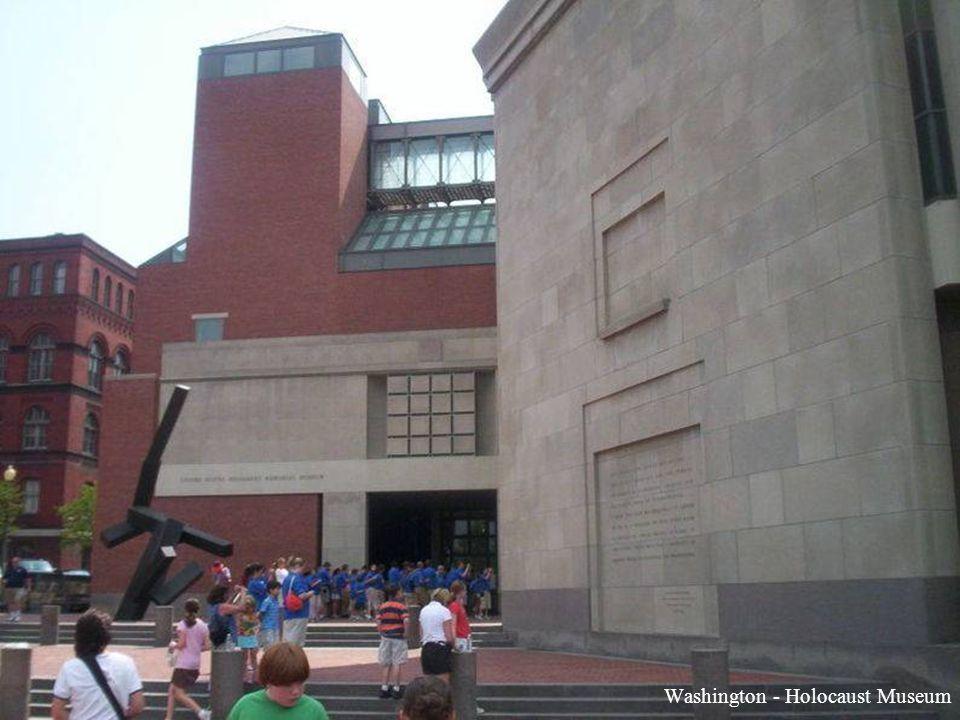 Washington - Holocaust Museum