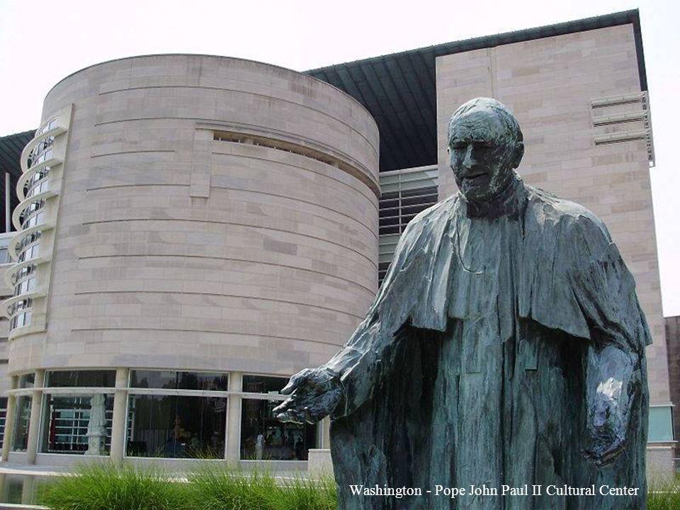 Washington - Pope John Paul II Cultural Center