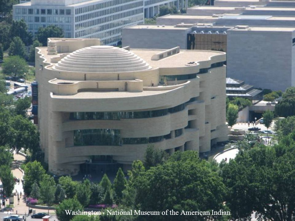 Washington - National Museum of the American Indian