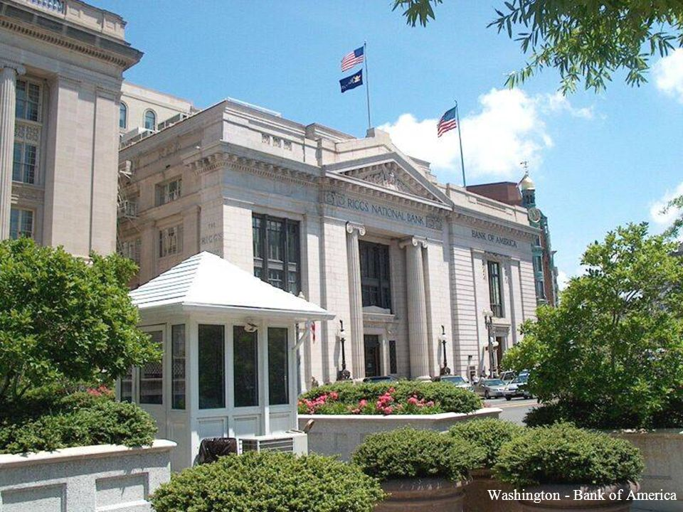 Washington - Bank of America