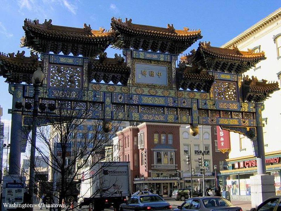 Washington - Chinatown