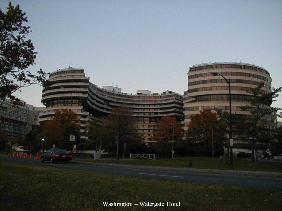 Washington – Watergate Hotel