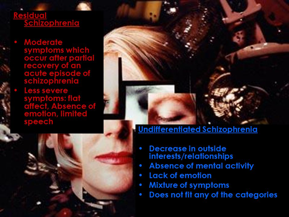 What exactly might be the cause of Schizophrenia.Is there a concrete explanation.