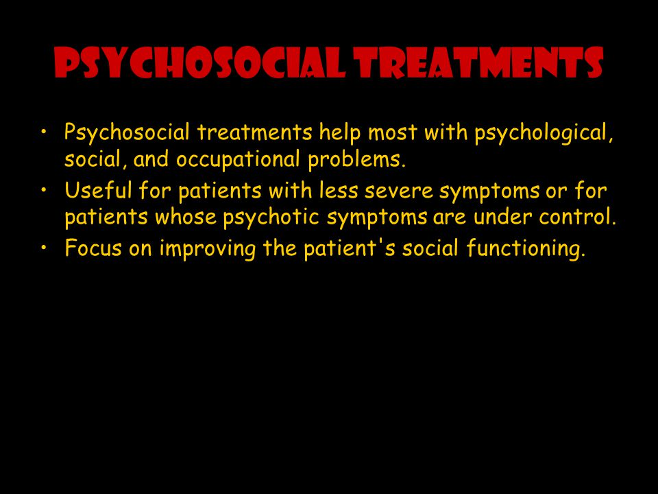 REHABILITATION Includes a wide range of non-medical interventions.