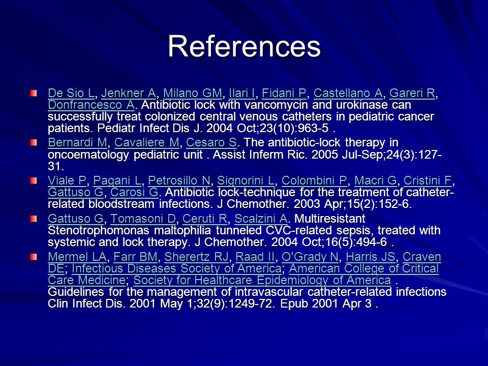 References Elwood RLElwood RL, Spencer SE.