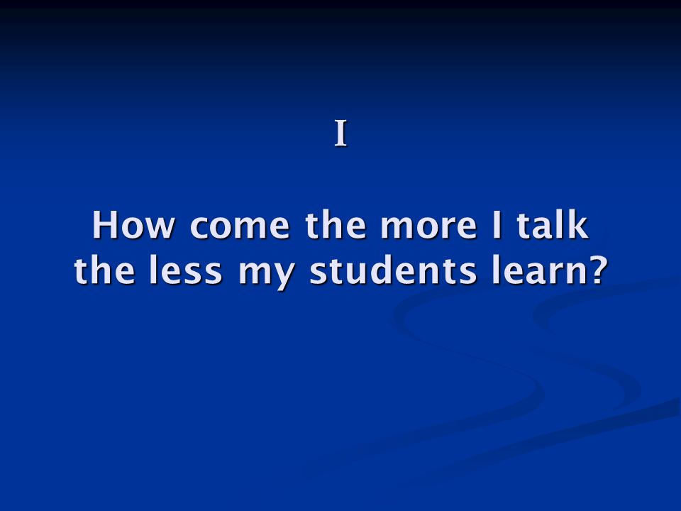 Advantages of Lecturing Spark interest Spark interest Provide unavailable information Provide unavailable information Convey large amounts of information Convey large amounts of information Reach large audiences Reach large audiences Model ways of thinking Model ways of thinking Maintain control Maintain control Protect students Protect students Help auditory learners Help auditory learners Source: Sutherland and Bonwell