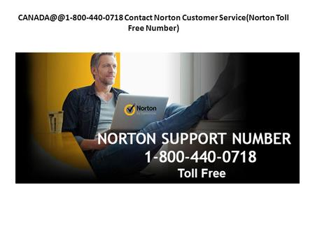 Contact Norton Customer Service(Norton Toll Free Number)