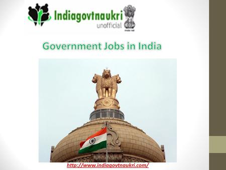 1 Govt jobs in india -  2 Govt jobs in Punjab