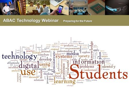 ABAC Technology Webinar Preparing for the Future.