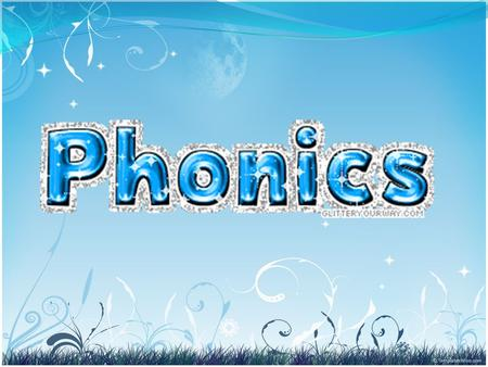 Phonics The link between sounds and how we write them. Phoneme = Spoken sound e.g. 'e' 'j' 'm' Grapheme = Written sound what the letters look like in.