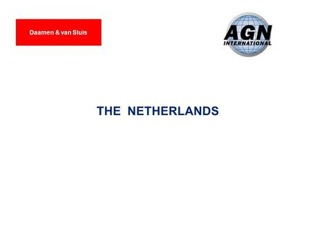 THE NETHERLANDS Daamen & van Sluis. 1 Speaker Name: Jeroen in 't Hout Title: International tax partner CompanyDaamen & van Sluis – Rotterdam Mobile:+