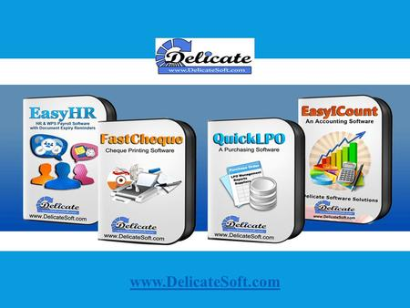 A SOFTWARE COMPANY IN DUBAI, UAE Delicate Software Solutions