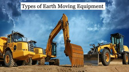 Earth Moving Equipment Companies in Sharjah