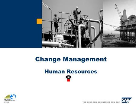 Aarohan ( ERP project, Oil India Limited ) Change Management Human Resources.