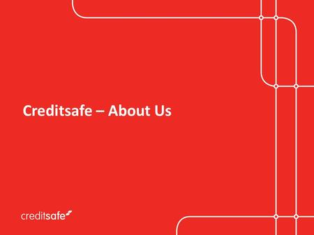 Creditsafe – About Us. Background 14 international offices across 9 countries in 3 continents. Creditsafe has become the world's most used supplier of.