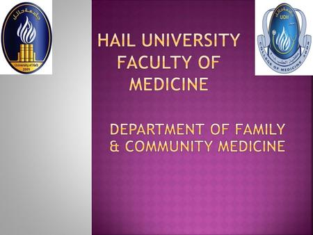 2 Family Medicine (Course Orientation)  PHC is an essential element of the health services of any country that aimed at providing a good health care.