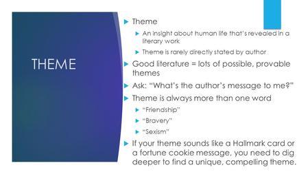 Antigone thematic essay