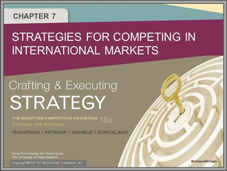 strategies for competing in international markets Author: alex barankevych as digital marketing specialist, alex is the leader of fitt's digital strategy with a background in international journalism and a passion for all things technology, alex strives to bring top notch content to the fitt community.