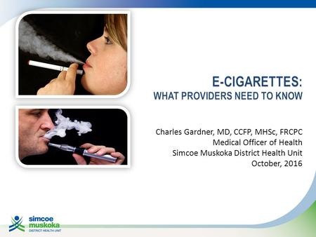 How do mistic electronic cigarettes work