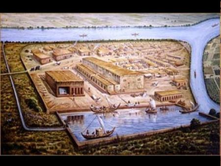 INDIA 2600BC settled in Indus River Valley Around for 700yrs Mostly farmers Two main cities Harappa and Mohenjo-Daro: Grid-shaped, plumbing system with.
